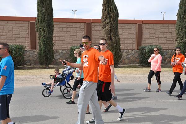 Walk MS: El Paso 2014
