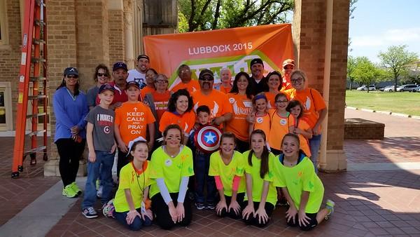 Walk MS: Lubbock 2015