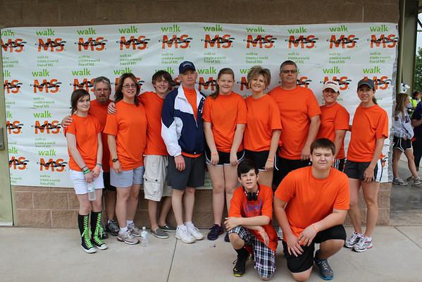 Walk MS 2012: San Angelo