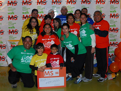 Walk MS: San Antonio 2011 presented by H-E-B Team Photos