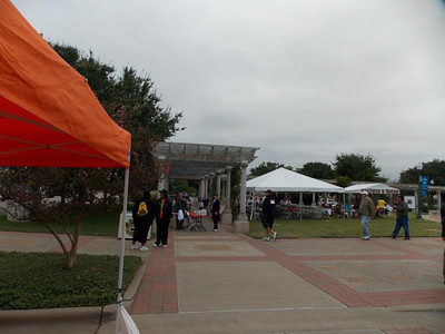 Walk MS Waco FB 2012