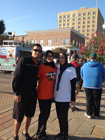 Walk MS Waco FB 2015