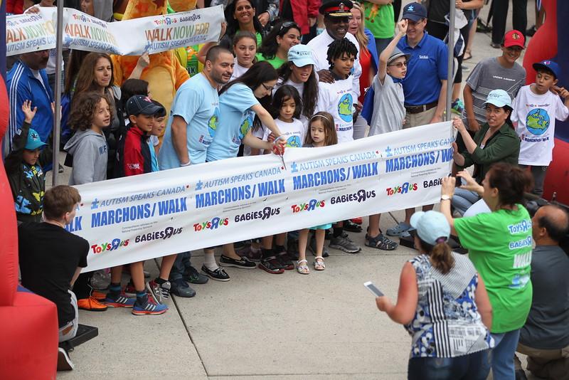 Walk Now For Autism Speaks Canada Toronto 2016