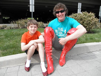 Walk a Mile in Her Shoes® 2018