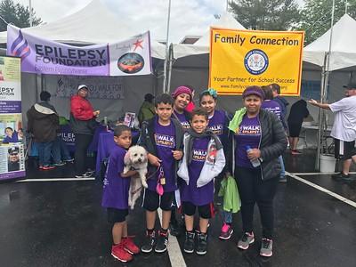 Walk for Epilepsy Lehigh Valley 2017