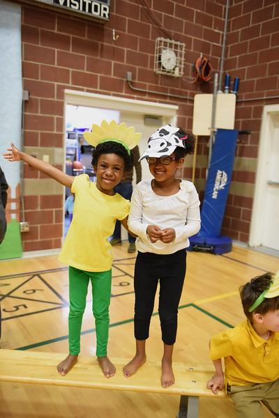 LS Kindergarten Assembly - Red Hen: April 6
