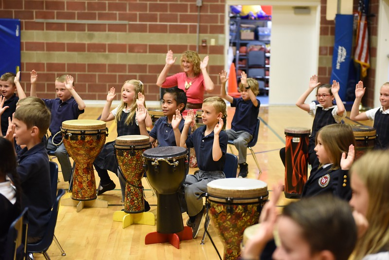LS Class II - African Drums: May 3