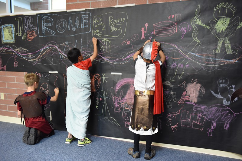 LS Class III - Rome Day: May 20