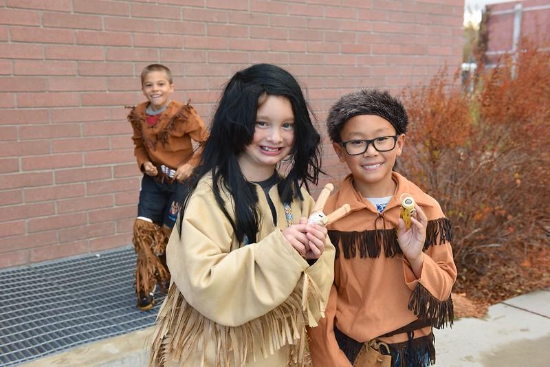 LS Class IV Utah Day: November 20
