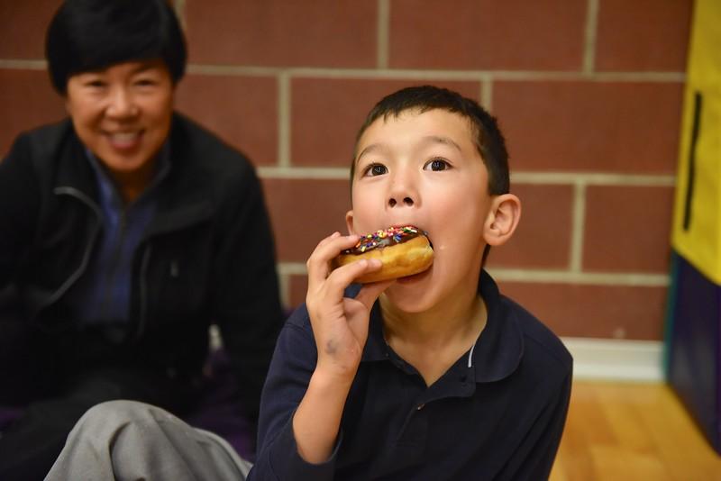LS Dads & Donuts: November 6
