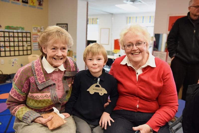 LS Grandparents Day: November 23