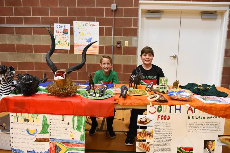 Class IV World Fair: February 21