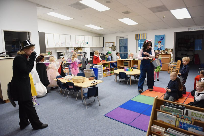 LS Kindergarten Fairy Tale Day: January 27