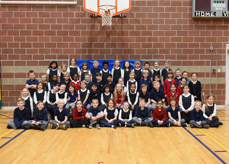 LS Readers are Leaders Assembly: January 10
