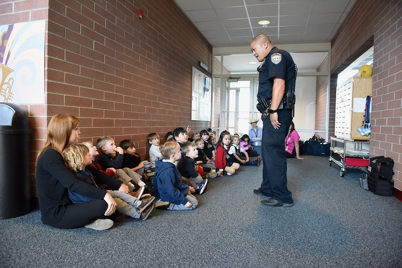 LS PreK 3&4 Police Visit: March 24