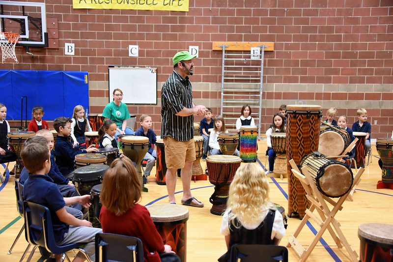 LS Class II African Drum Bus: May 2