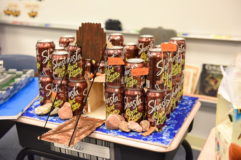 LS Class IV Castles and Medieval Day: May 5
