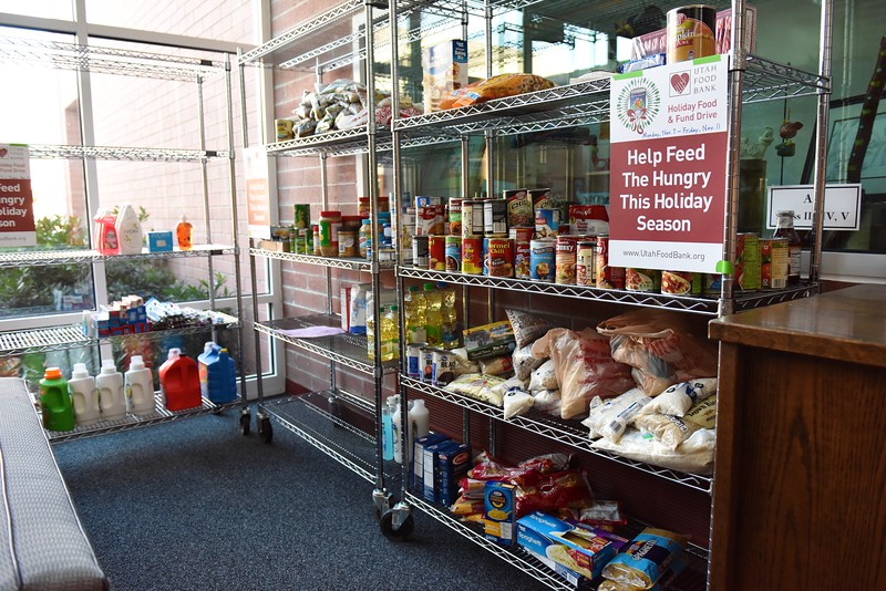 All Schools Week of Giving - LS Utah Food Bank Drive: November 7-11