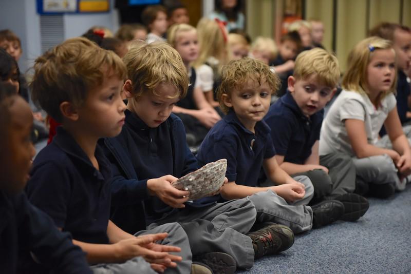 Kindergarten Gratitude Gathering: November 18