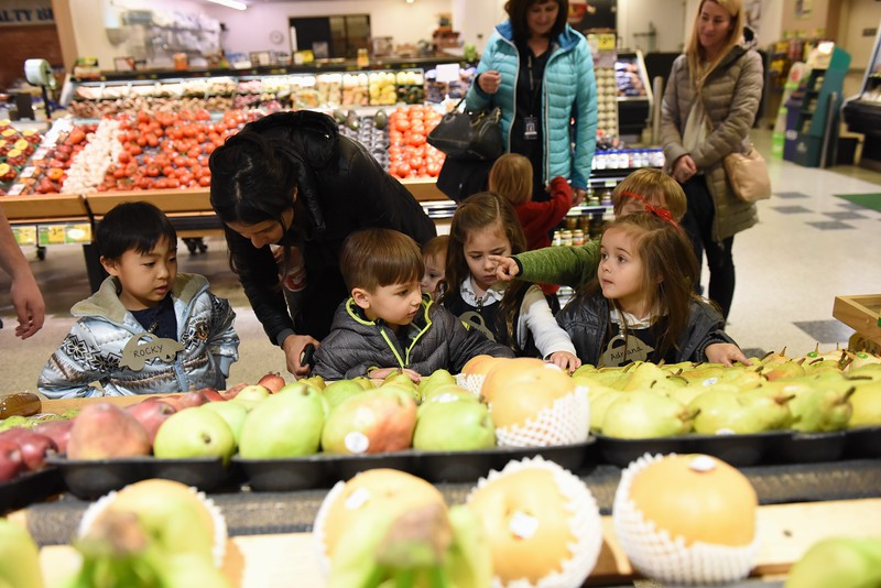 PreK-4 Field Trip - Fresh Market: November 18