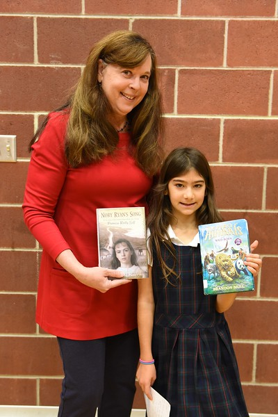 Readers are Leaders Assembly: November 8