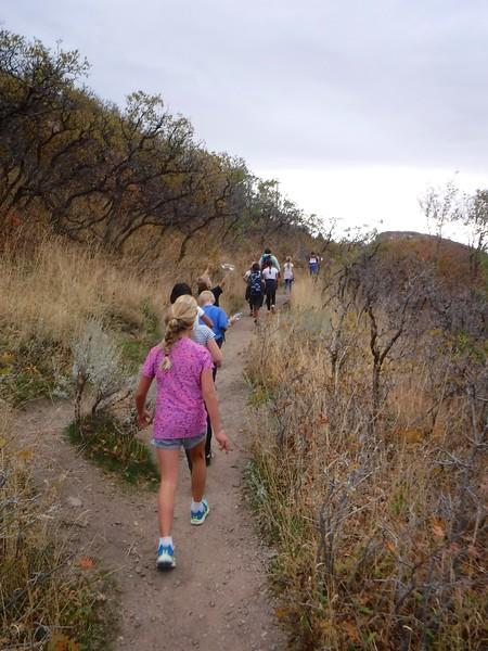 LS Outdoor Club Hike: October 14