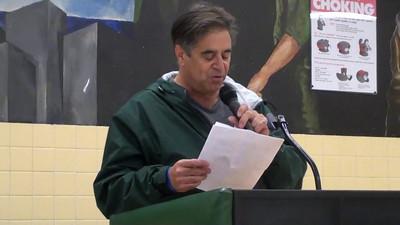 Gary's Speech