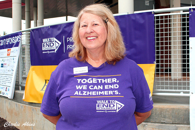 President & CEO of the Alzheimer's Association
