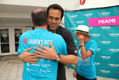 Miami HEAT Goes The Extra Mile for Child Sexual Abuse Prevention