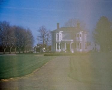 Kodak Ektramax - Barlow House, Canby