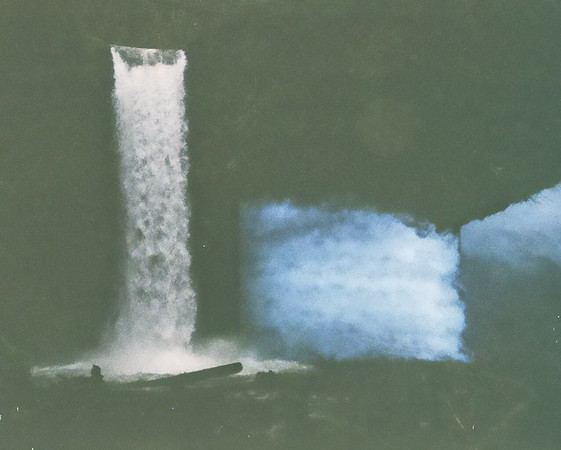 Vivitar EF110 Tele - Columbia Gorge