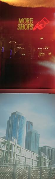 Rex Box Camera, Kodak 120 Porta 400 - Seattle, Dec 2019 (Negatives)