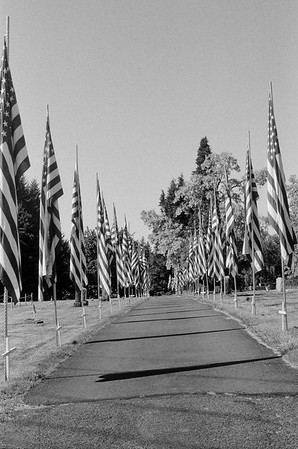 Fernhill Cemetery - Memorial Day Weekend.