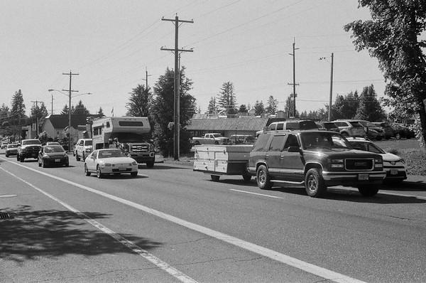 Sandy Oregon 2021/05/28 | Petri Racer | Kentmere 400
