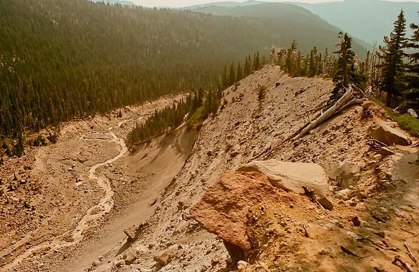 Clark Creek - Meadows Loop 2021/08/15 | Olympus OM2 | Silberra 100