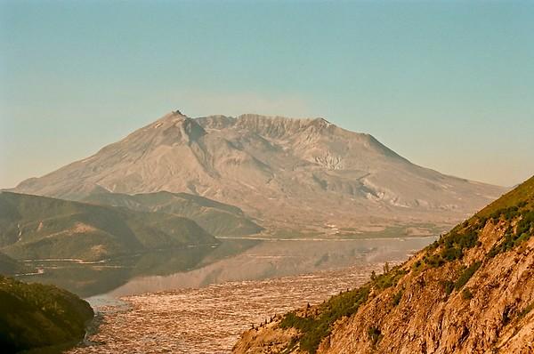 Mt Margaret Backcountry, Mt St Helens 2021/08/29 | Pentax K1000 | Silberra 160