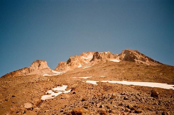 On Mt. Hood 2021/08/22 | Olympus Infinity JR | Kodak Colorplus 200