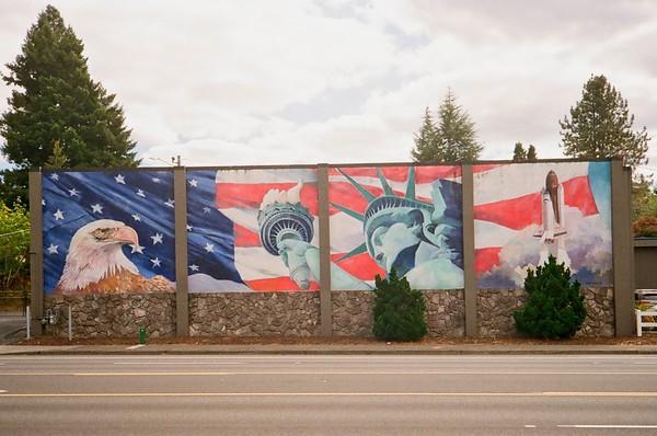 Gresham Powell Blvd. 2021/08/31 | Olympus Infinity JR | Kodak Colorplus 200