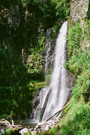 Lower Archer Falls