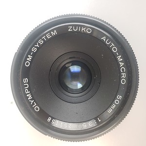 Olympus OM Zuiko Auto-Macro 50mm 1:3.5