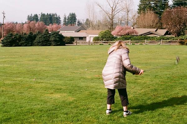 Work Life, Spring 2021, Easter Peep Golf