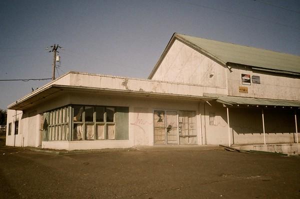 Bergh Machinery is no long gone. Olympus XA | Lomo Metropolis | 2020/10/03