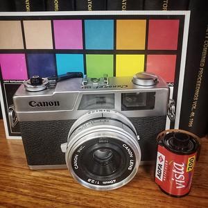 The Poor Man's, Poor Man's Leica!