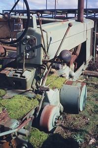 The Bone Yard - Canonet GIII - Fujichrome Provia 400F - 2021/02/23