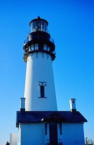 Yaquina Head Lighthouse | Olympus OM10 | Kodak Elite Chrome 100 |