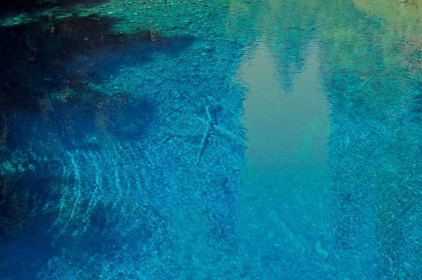 Belknap Hot Springs, Blue Pool Hike - 2021/07/24