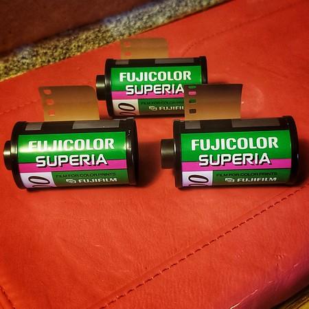 Fujicolor Superia 200