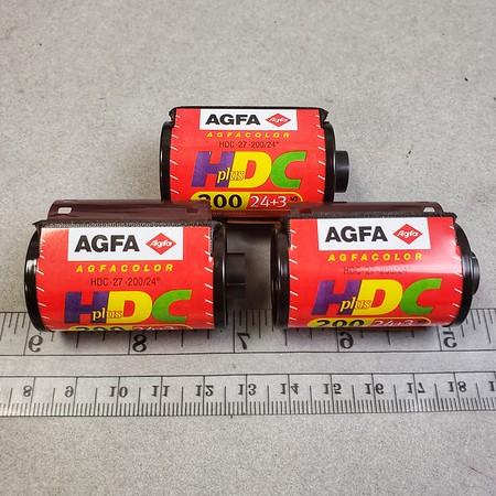 Agfacolor HDC Plus