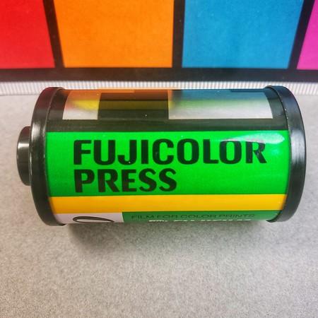 Fujicolor PRESS 800
