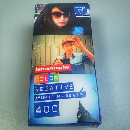 Color Negative 400
